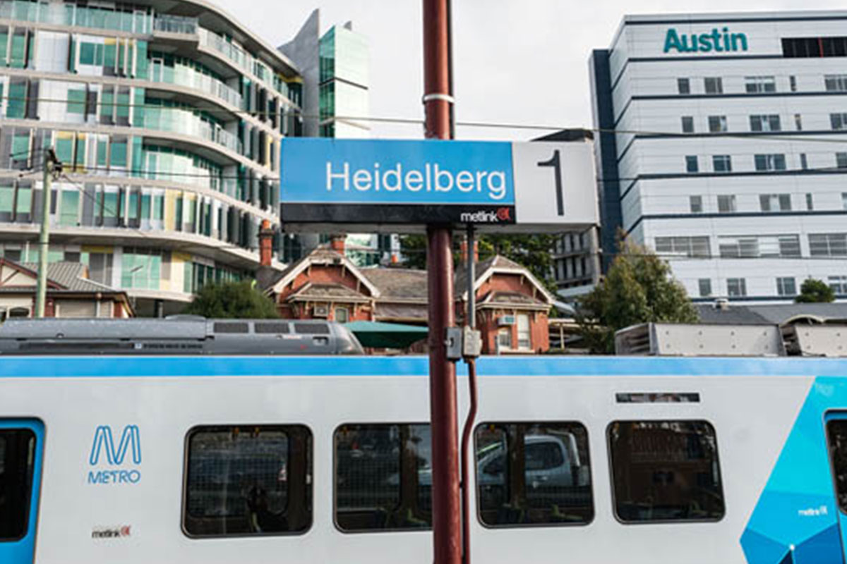 Protected: Heidelberg Station Redevelopment