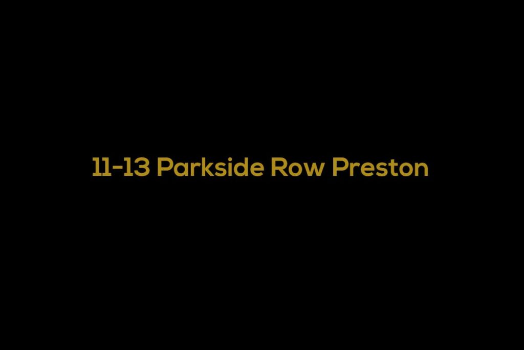 11-13 Parkside Row Preston